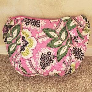 Vera Bradley Bags - 🌿Vera Bradley Pink/Green Floral Bag🌿